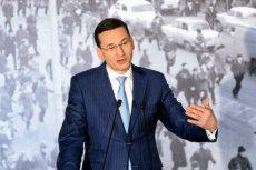 Czołowy specjalista ds. mowy ciała zanalizował wystąpienie Mateusza Morawieckiego w rocznicę Marca' 68 pod kątem stresu.