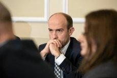 Samuel Pereira z TVP Info wulgarne odniósł się dla Borysa Budki z Koalicji Obywatelskiej.