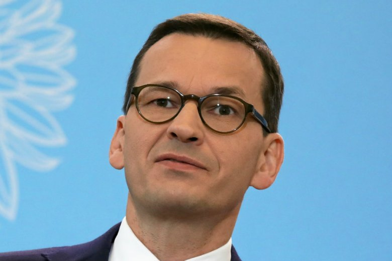 Krzysztof Brejza przypomniał Stanisława Piotrowicza po słowach Mateusza Morawieckiego o sędziach stanu wojennego.