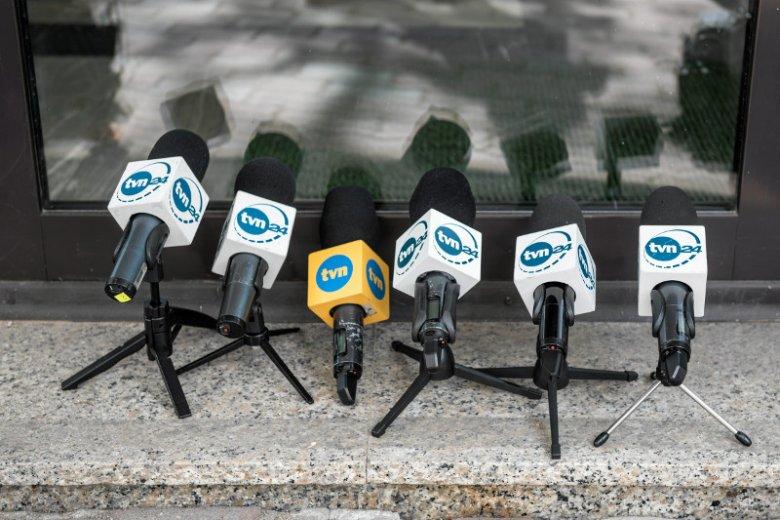Sprawa kary dla TVN24 odbiła się szerokim echem w zagranicznych mediach.
