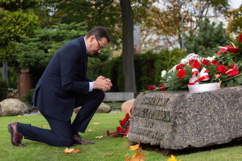 Mateusz Morawiecki w rocznicę śmierci księdza Jerzego Popiełuszki przypomniał historię ze swojej młodości - pomagał w żniwach