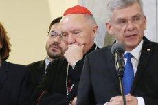 Katolicyzm wybiórczy. Rzecznik rządu właśnie wymigał się od odpowiedzi na ważny apel kard. Kazimierza Nycza.