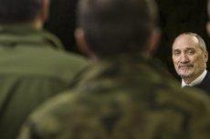 Odkąd Antoni Macierewicz został szefem MON, z wojska odeszło już kilkuset wyższych oficerów.