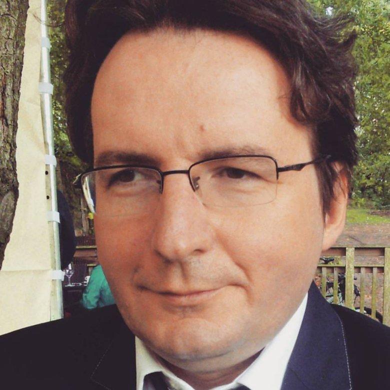 Jacek Tabisz, prezes Polskiego Stowarzyszenia Racjonalistów.