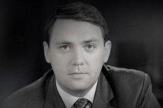 Marcin Pawłowski zmarł na raka w 2004 r.