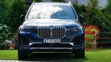 Nowe BMW X7 jest... ogromne.