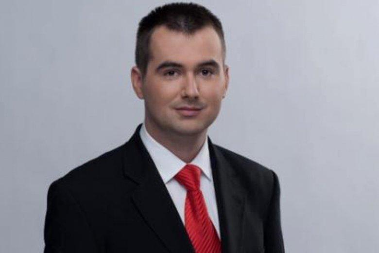 Błażej Spychalski z Zakładu Gospodarki Wodno-Kanalizacyjnej w Tomaszowie Maz. ma przejść na stanowisko rzecznika Prezydenta RP.
