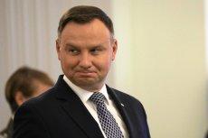 Prezydent Andrzej Duda jak mówi, nie czuł satysfakcji podpisując nową ustawę o Sądzie Najwyższym