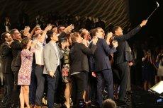 Selfie jury i wszystkich finalistów Chivas The Venture