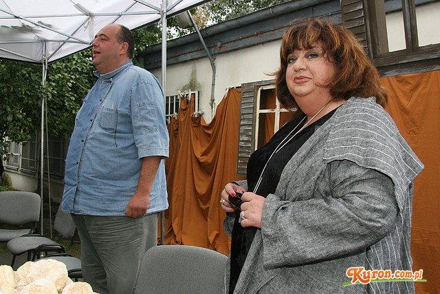 Maciej Kuroń i Gołda Tencer - 2007 rok