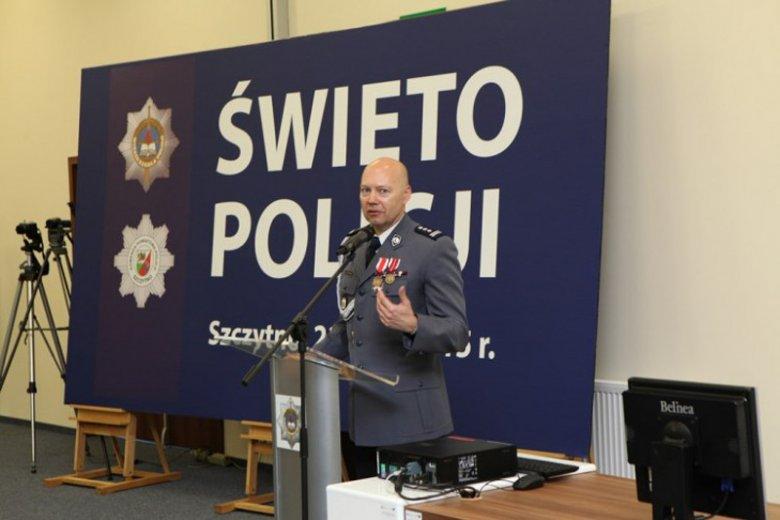 Inspektor Piotr Bogdalski będzie musiałznaleźć sobie nowe zajęcie