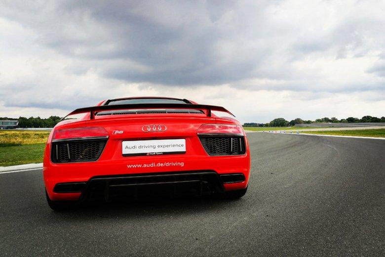 Do 100km/h rozpędza się w 3,2 sekundy, prędkość maksymalna to aż 330km/h.