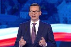 Mateusz Morawiecki na konwencji PiS we Wrocławiu wbił szpilę Koalicji Obywatelskiej.