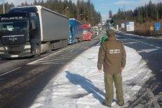 Słowacy protestują przeciwko podniesieniu opłat drogowych.