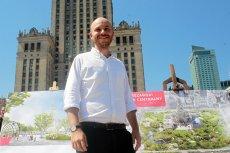 """Jan Śpiewak zapowiada, że jego kampania w Warszawie to będzie """"konkret i wizja"""""""