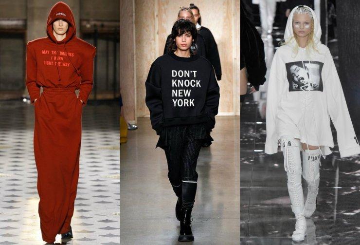 Vetements / DKNY / Fenty Puma by Rihanna