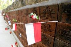 Cmentarz w Katyniu. Tak było w 2011 roku.