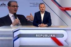 """Anglojęzyczny program TV Republika ma jedną misję – """"otworzyć oczy ślepców""""."""