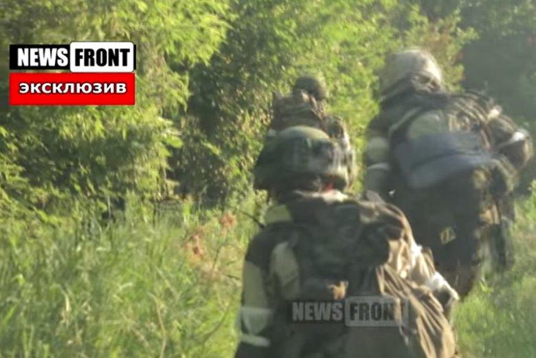 W walkach o Marjinkę zginęło kilku ukraińskich żołnierzy. Kilkudziesięciu kolejnych zostało rannych.