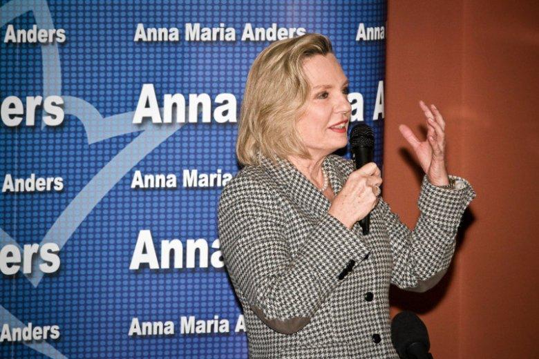 Maria Anders odpiera zarzuty ws. kosztów swoich podróży.