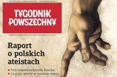 """""""Tygodnik Powszechny"""" przedstawił raport o polskich ateistach"""