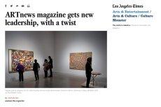 O zakupie ARTnews informował między innymi prestiżowy dziennik Los Angeles Times