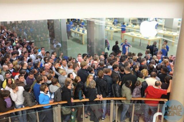 Miłośnicy Apple z Polski organizują wyprawy do Niemiec po nowe iPhone'y