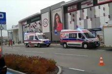 Nożownik zaatakował dziś w centrum handlowym w Stalowej Woli.