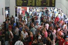 Tysiące turystów utknęło na lotnisku na Krecie