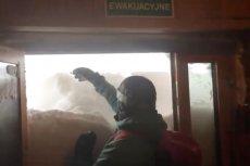 Zima w Tatrach. Na Kasprowym nawet 2 metry śniegu.