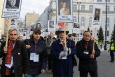 Solidarni 2010, w tym ich prezeska – Ewa Stankiewicz (druga od lewej), będą strajkować w 2020 roku.