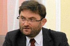 Tamborski był prezesem GPW niewiele ponad rok.