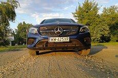 Mercedes GLC43 AMG to egzotyczne połączenie SUV-a z Coupe. Efekt zachwyci fanów ładnych samochodów.