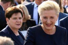 """""""Super Express"""" zapytał, która z pań w polityce miałaby szanse na prezydenturę. Beata Szydło oraz Agata Kornhauser-Duda zajęły odpowiednio 2. i 3. miejsce."""