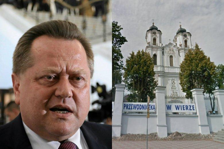 Parafia w Sejnach dostała 100 tys. zł na remont ołtarza z Funduszu Kościelnego.