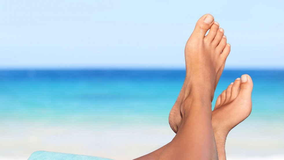 Piękne stopy możesz mieć przez cały rok dzięki kilku prostym trikom pielęgnacyjnym!