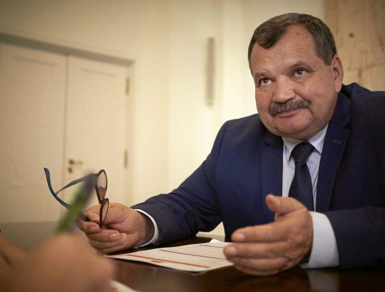 Krzysztof Olkowicz, były zastępca RPO, wieloletni Dyrektor Okręgowy Służby Więziennej w Koszalinie.