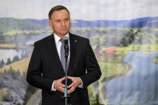 Prezydent uważa, że bycie w NATO i UE jest przydatne.