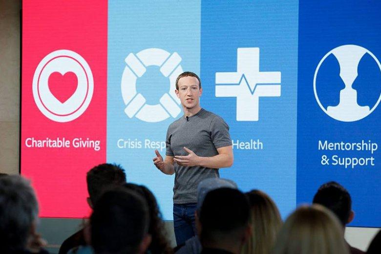 Firma Markt Zuckerberga zaliczyła w poniedziałek spadek na giełdzie z powodu doniesień mediów ws. wycieku danych z serwisu.
