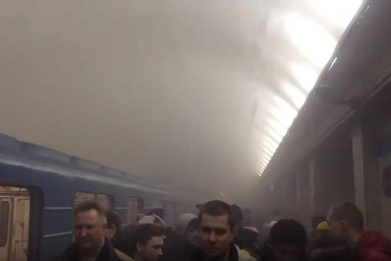 Zdaniem dr Łukasza Jasiny zamach w Petersburgu musi być podwójnym szokiem dla Rosjan - terroryści uderzali dotąd głównie w Moskwie i na Kaukazie.
