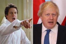 Hugh Grant nie wytrzymał i nie przebierając w słowach skrytykował plany Borisa Johnsona