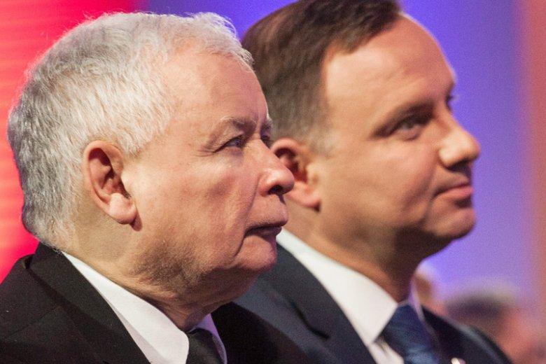 Czy prezydent Andrzej Duda może szykować się do próby wyjścia z cienia prezesa PiS Jarosława Kaczyńskiego?