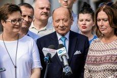 Tadeusz Ferenc jest jedynką na rzeszowskiej liście wyborczej Koalicji Obywatelskiej. Lewica uważa, że to błąd Grzegorza Schetyny.