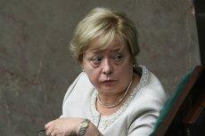 Małgorzata Gersdorf złożyła prezydentowi drugie w tym roku oświadczenie majątkowe, tak jakby przeszła w stan spoczynku. Jak tłumaczy się pierwsza prezes SN?