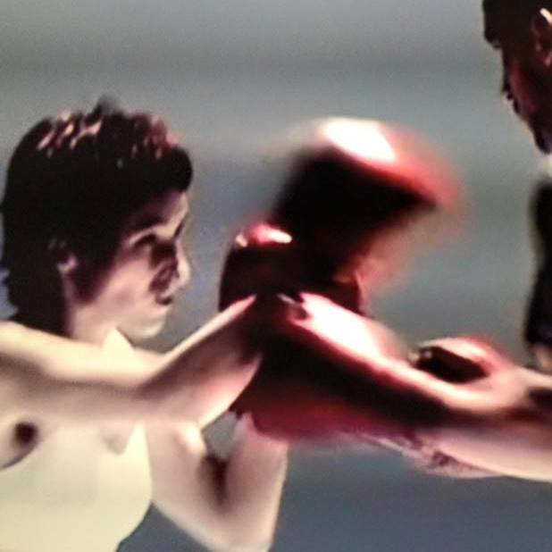 WALKA / FIGHT, 2001, video still