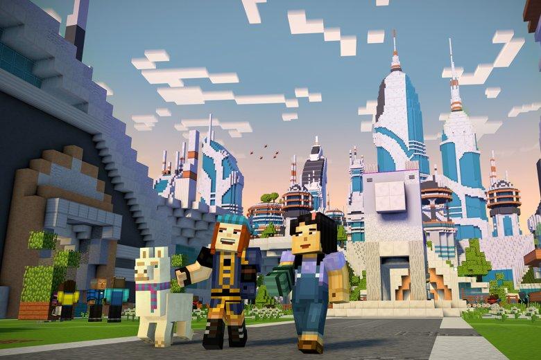 """Na Netflixie będziemy mogli pograć w interaktywny serial """"Minecraft"""". Dostępne są też już inne tytuły"""