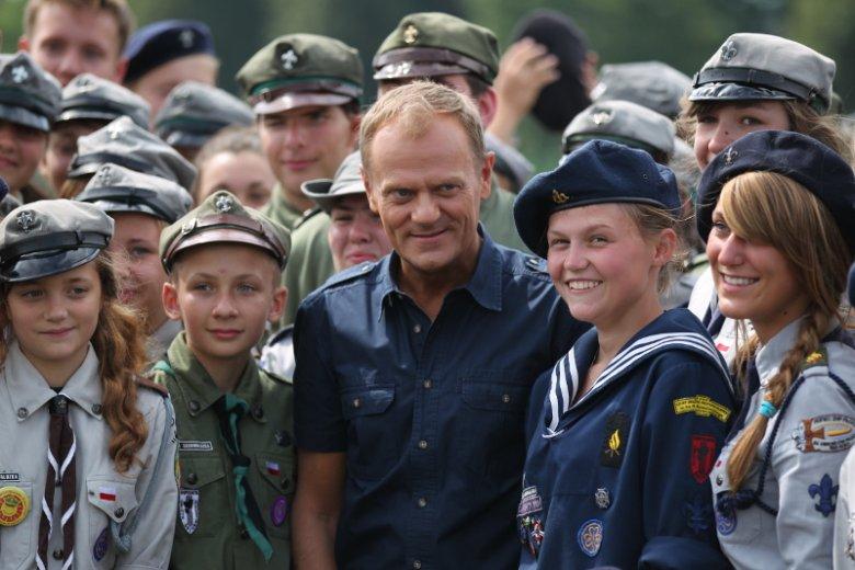 Krystyna Pawłowicz znów na tapetę wzięła Donalda Tuska. Reakcja internautów była bardzo szybka.