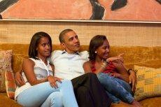 Barack Obama - dumny ojciec-feminista.
