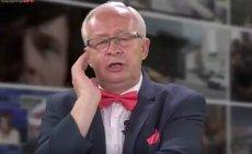 Roman Sklepowicz przeprosił za swój występ w prawicowym programie.