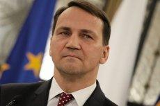 Radosław Sikorski odrzucił zaproszenie do udziału w debacie publicznego nadawcy. Skrytykował też Michała Rachonia z TVP.